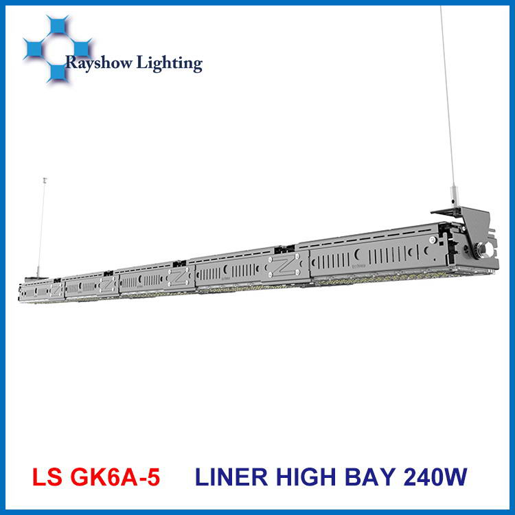 240W High Bay Industrial Linear