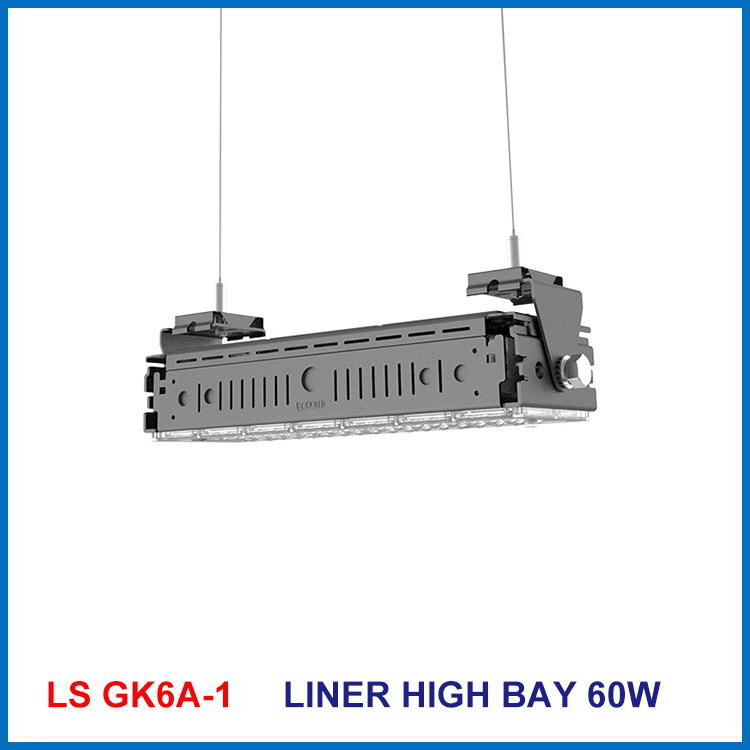 60W High Bay Industrial Linear